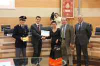 """Premiazione Concorso nazionale gratuito """"Il cyberbullismo"""" – in collaborazione con InternetInSicurezza.it"""