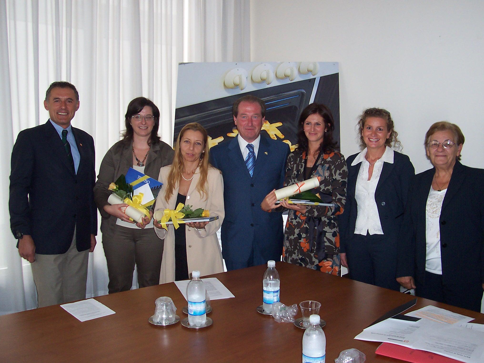 3 premi per tesi di laurea sulla Carta di Treviso delle Università del Veneto