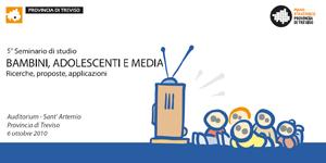 5° seminario di studio Bambini, Adolescenti e Media - Ricerche, proposte, applicazioni