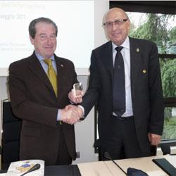 Protocollo d'intesa per la diffusione della cultura della tutela dei bambini e degli adolescenti nel mondo dell'informazione tra Provincia di Treviso e Lions Club International